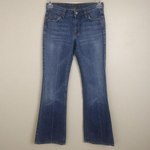 7 For All Mankind Flare Jeans Women's Size 27